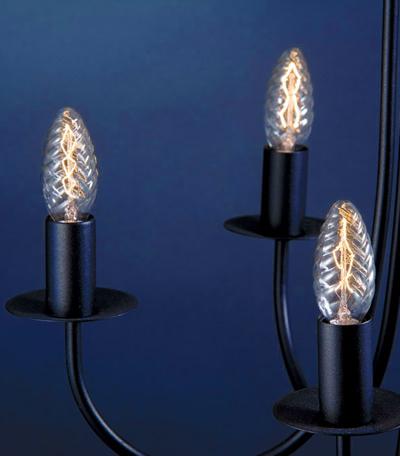 Дизайнерские лампочки