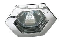 5753 Светильник встраиваемый шестигранный, GU5.3, 1x(max. 35W) 57.53 Paulmann