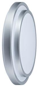 70032 Светильник настенно-потолочный 1x40W Stepino 230V, 2GX13 Серебро/белый 700.32 Paulmann