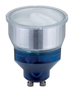 88227 Лампа ESL 230V 7W GU10 (D-51mm,H-63mm) теплый белый 882.27 Paulmann