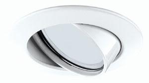92003 Светильник поворотный Premium EBL ESL, 3x11W, белый 920.03 Paulmann