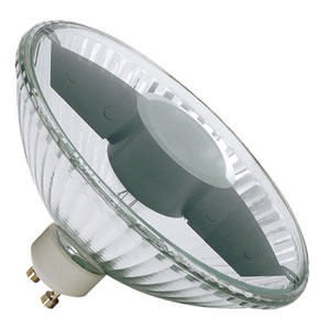 97353 Лампа галогенная 230V 50W GU10 24°alureflektor (D-111mm, H-73mm) (2000h) серебро 973.53 Paulmann