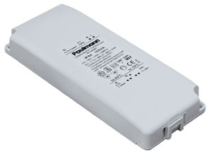 VDE IP44 Elektroniktrafo max.20-105W 230V 105VA Weiss