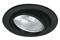 98471 Светильник мебельный поворотный, черный, 1х20W The pivoting Swivel furniture recessed luminaire is suitable for all situations where the available installation depth is at least 25Вmm. The 12 halogen technology provides brilliant light, and is also dimmable as an added extra. 984.71 Paulmann