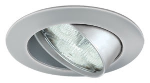 98694 Светильник встраиваемый круглый поворотный RGB Light LED 1x3W хром матовый (смена цвета) (IP23, cd 160) The gamut of colours - all available from a single light source! Using a standard touch switch, Profi Line Wellness can generate every single colour on demand. State-of-the-art technologies for an extremely long service life (50,000 operating hours!) and very shallow recess depth. 986.94 Paulmann