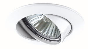 98936 Светильник встраиваемый пов. Премиум 1x50W GU10 белый Elegant material – high-quality finish. The individually swivelling 230ВV halogen recessed luminaires of the Premium Line offer a cosy light and fulfil even the highest expectations for material quality and design. 989.36 Paulmann