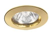 99318 Светильник встраиваемый , 35мм, 3х35W , золото 993.18 Paulmann