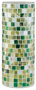 Verre 2easy mosaïque Fabro vert